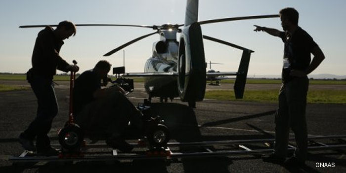 TV series to showcase work of air ambulance