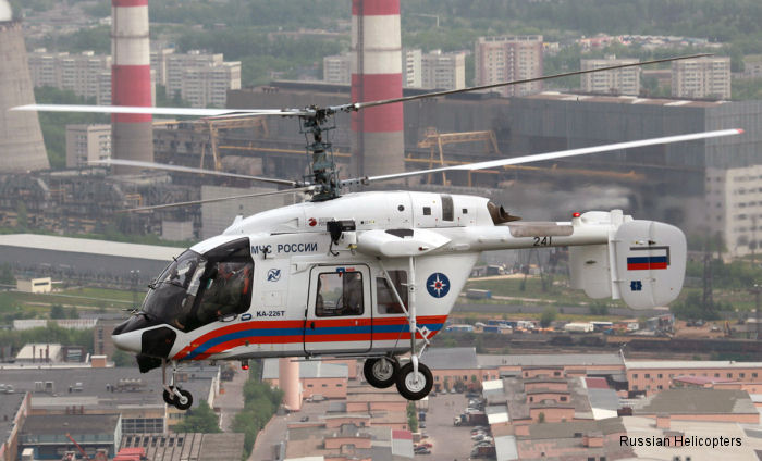 Russian Helicopters at China Trade Fair 2014
