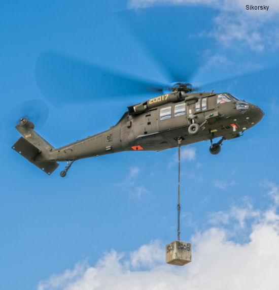 Sikorsky Aircraft to Develop Autonomous Black Hawk For Cargo Missions