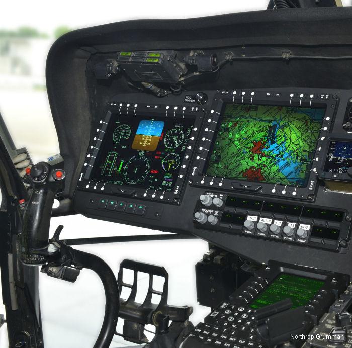 Northrop Grumman To Modernize Uh 60l Cockpit