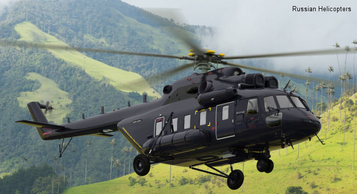Russian Helicopters drives rotorcraft industry modernisation