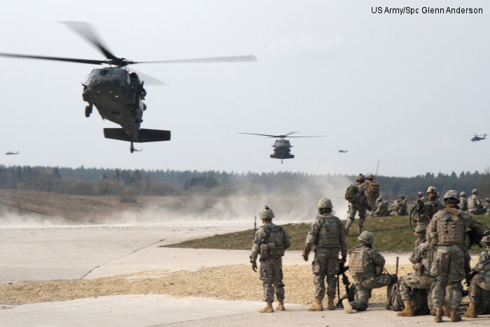 US Army Europe conduct live-fire exercise