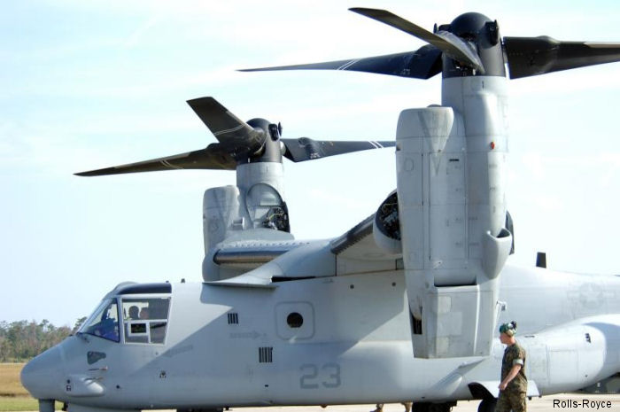 V-22 flight tests validate 'hot and high' capability for Rolls-Royce AE 1107C engines