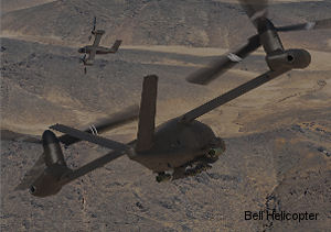 LORD to Manufacture Bell V-280 Valor Elastomeric Components