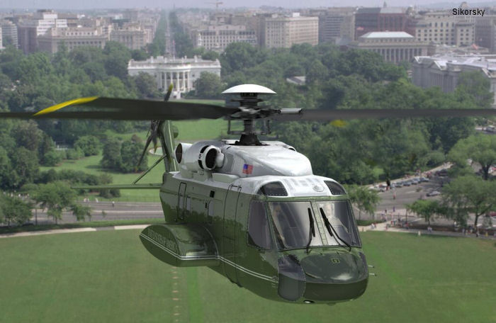Navy awards presidential helicopter replacement contract