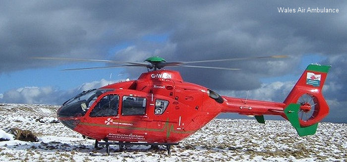 Heart attack rescue is 19,000th mission for Wales Air Ambulance