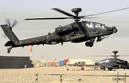 Apache flies 50,000 hours on operations in Afghanistan
