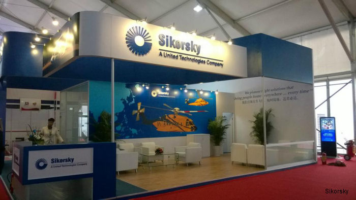 Sikorsky will celebrate its 30th anniversary in China together with China civil aviation industry peers at Air Show China, November 11-16, 2014, in Zhuhai, China.