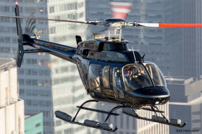 Bell Helicopter announced the sale of six Bell 407GX aircraft at Airshow China in Zhuhai