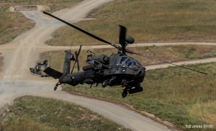 US Army 2nd Combat Aviation Brigade perform combined exercise at the Rodriguez Live Fire Complex in South Korea.