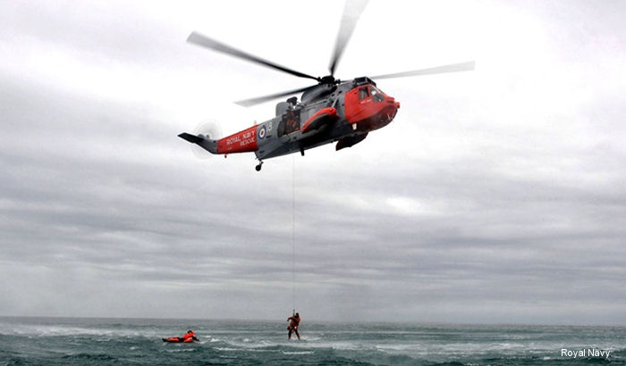 After 40 years, 771 Naval Air Squadron entered into its last month of search and rescue (SAR) tasking as responsibility will be passed onto the Maritime and Coastguard Agency contractor Bristow.
