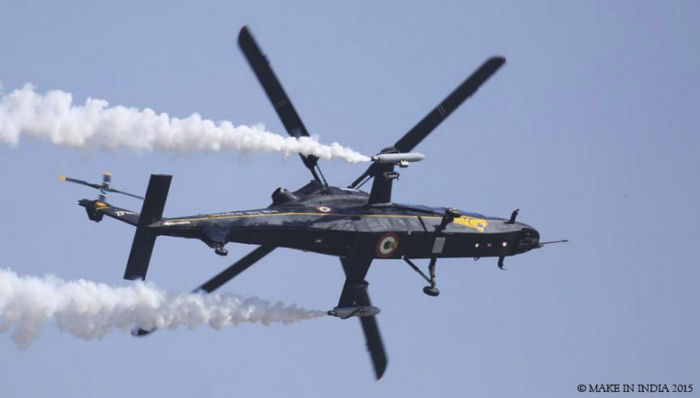 HAL's indigenous products at the 10th edition of Aero India from February 18-22, 2015