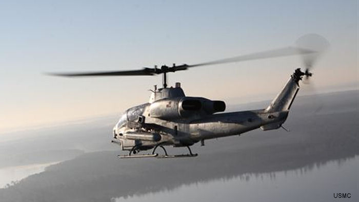 BLR Aerospace is flight testing the FastFin Tail Rotor Enhancement and Stability System on the AH-1 Cobra attack helicopter