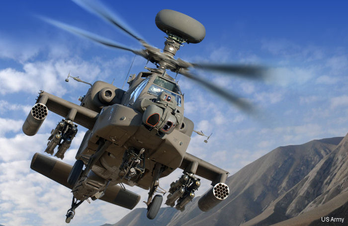 The U.S. Army awarded Lockheed Martin a Lot 4 follow-on contract to continue production of the Modernized Day Sensor Assembly (M-DSA) for the Boeing AH-64E Apache attack helicopter.