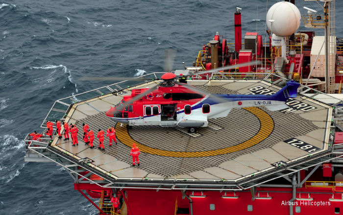 From Alouette in the 1960s through Puma, Super Puma, Dauphin (even Bo105 and Ecureuil contributed) to the new EC175, Airbus Helicopters in oil and gas industry accumulated 10 million flight hours