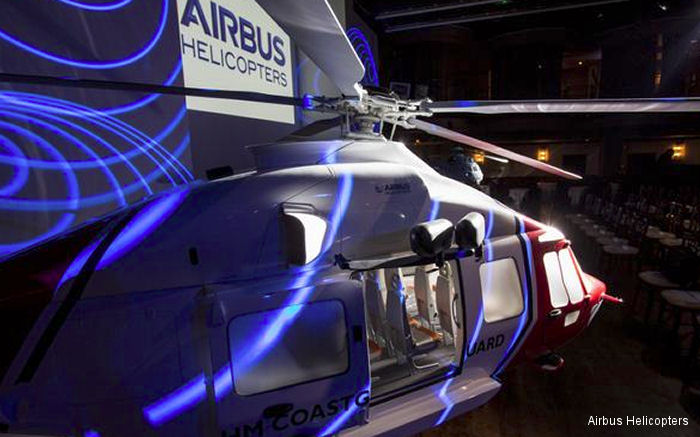 During 2014, Airbus Helicopters delivered 471 rotorcraft from the company's civil, parapublic and military product lines and booked 402 net orders.