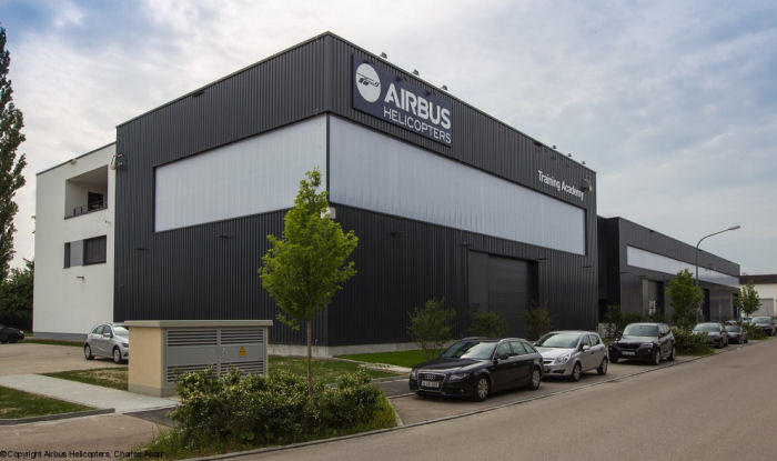 The newly-built Airbus Helicopters Training Academy opened in Germany marks the latest enhancement of the company providing instructional courses for pilots and technicians.
