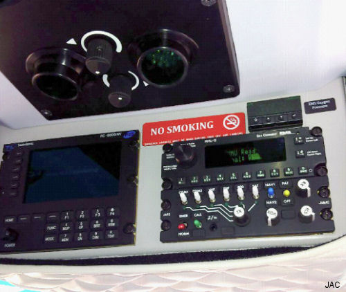 Air Medical Resource Group (AMRG) Equips Fleet with Jupiter Audio Controllers