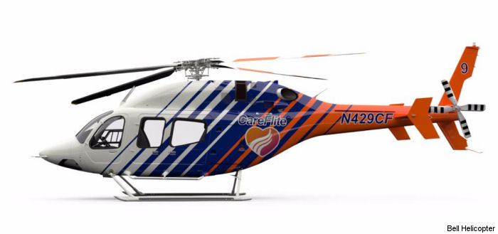 CareFlite from Dallas Fort Worth which provides air and ground ambulance service from its bases across North Texas announced a purchase agreement for its second Bell 429.