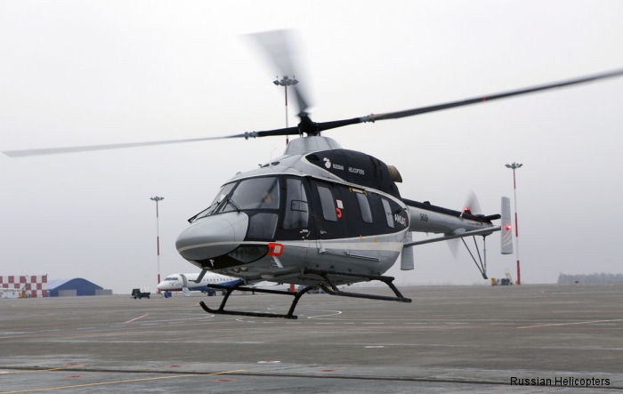 The new light commercial Ansat and Ka-226T helicopters, developed by Russian Helicopters are now available on the Russian commercial aircraft market.
