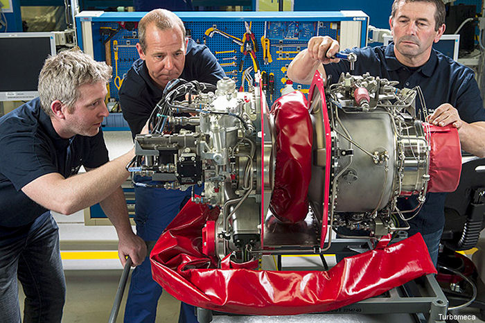 Turbomeca has received EASA engine type certification for its Arrius 2R engine that powers the Bell 505 Jet Ranger X helicopter.