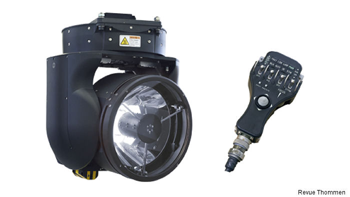 Helicopter Searchlight HSL-1600