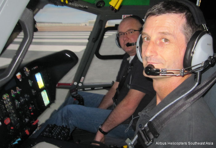 <a href=/database/sqd/736/>Western Australian Police</a> (WAP) training on the simulator back in 2012