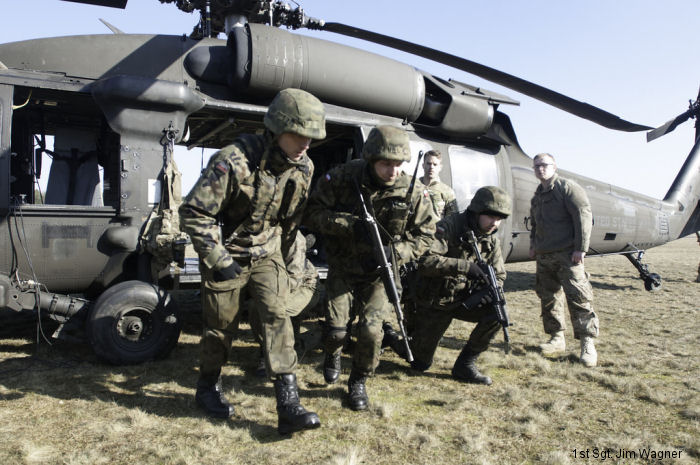 Operation Atlantic Resolve is a NATO exercise led by the US to test the alliance s interoperability with Polish, Latvian, Lithuanian and Estonian military forces.