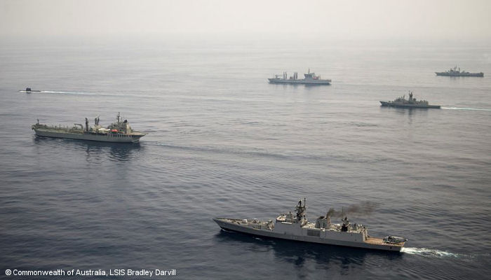 The inaugural bilateral maritime exercise between India and Australia, AUSINDEX15, has concluded in Visakhapatnam, India.