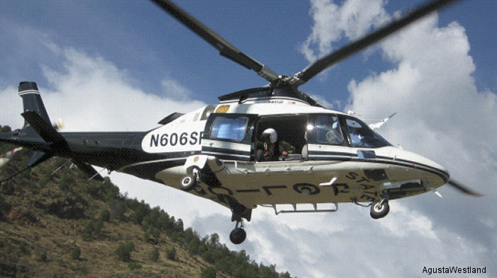 AgustaWestland will feature New Mexico State Police's AW109 Power at the 2015 Airborne Law Enforcement Association (ALEA) Expo taking place July 15-17 in Houston