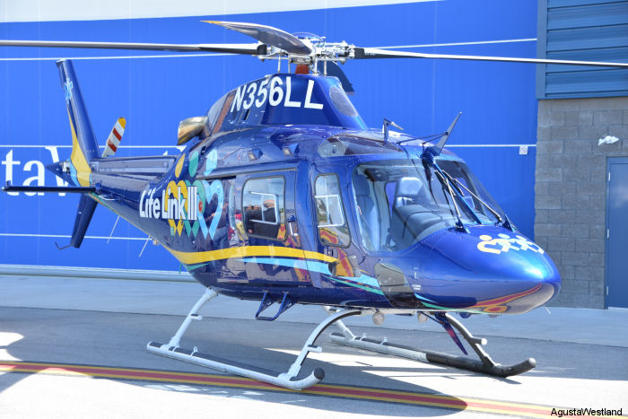 Life Link III of the Northwest United States has signed for a seventh EMS-equipped AW119Kx helicopter