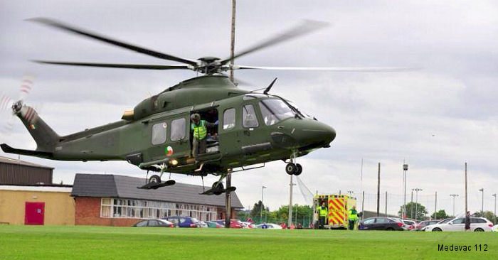 The Irish Air Corps recently achieved their 1000th mission carried out by the air ambulance