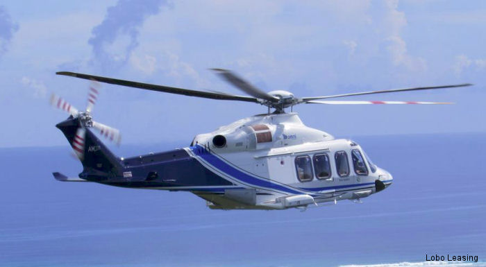 Ireland Group Lobo Leasing closed a sale and leaseback deal for 4 AW139 with Portugal-based Omni Helicopters (OHI) to be used by affiliate Omni Taxi Aéreo in Brazil