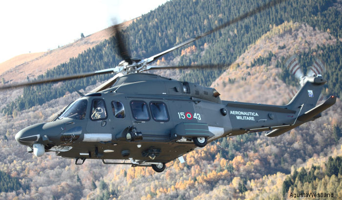 AgustaWestland and LOM Praha partnership would be firmly established in the event the AW139M is selected for the Czech Ministry of Defence's multipurpose helicopter requirement.
