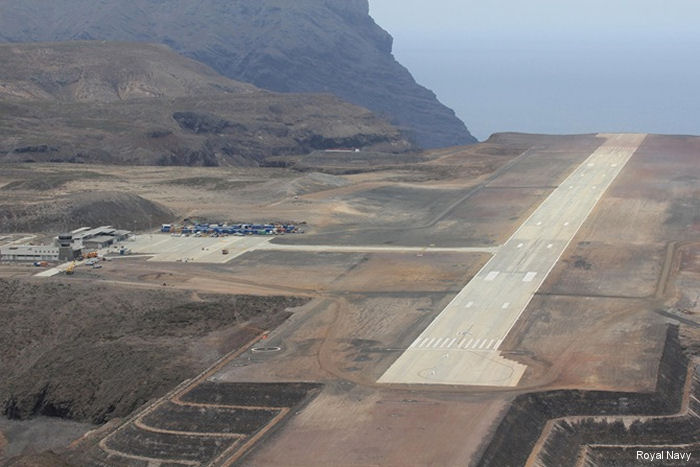 Saint Helena new airport