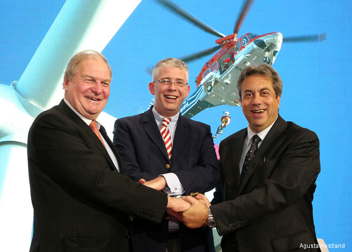 HeliService international GmbH Signs Contract for an AW169 Helicopter