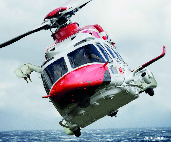 AAR Signs Contract for Two AW189 Helicopters for Falkland Islands Search & Rescue  Requirement