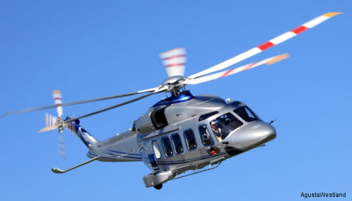 Bel Air First AW189 Helicopter Becomes Global Fleet Leader for the Type