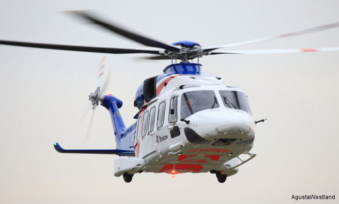 AgustaWestland announced today that the Limited Ice Protection System (LIPS) for the AW189 helicopter has received European Aviation Safety Agency (EASA) certification.