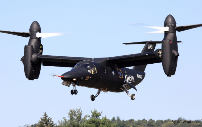 AgustaWestland announced that the AW609 TiltRotor program has achieved key milestones initiating the production phase at Philadelphia in anticipation of the first customer deliveries.