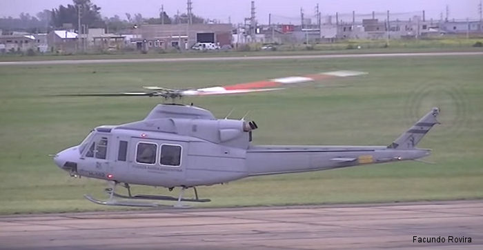 Argentina – Bell 412EP Helicopters