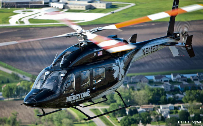 Bell Helicopter announced issue of new Supplemental Type Certificates (STCs) by the FAA for multiple aftermarket product offerings for the Bell 429 and a portable crane for the Bell 407.