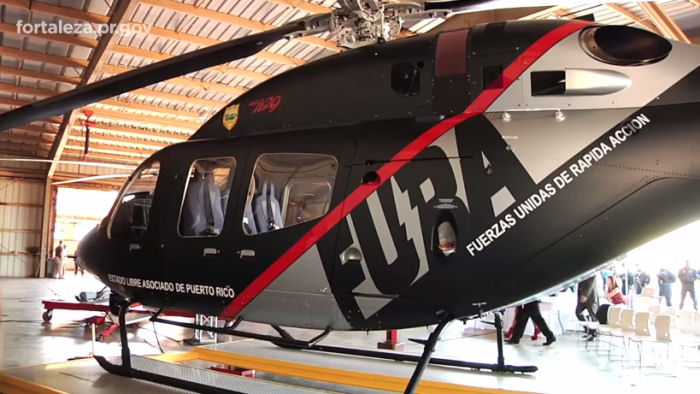 Ecolift Corporation has chosen Becker Avionics DVCS6100 Digital Audio System for integration into Puerto Rico Police Department s three Bell 429 helicopters.