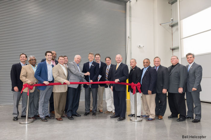 Bell 505 Lafayette Assembly Center Grand Opening