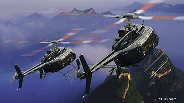 Bell Helicopter announced the sale of 15 Bell 407GXs to the Mexican Air Force (FAM) with deliveries to begin this year. The aircraft will be configured for a variety of parapublic missions.