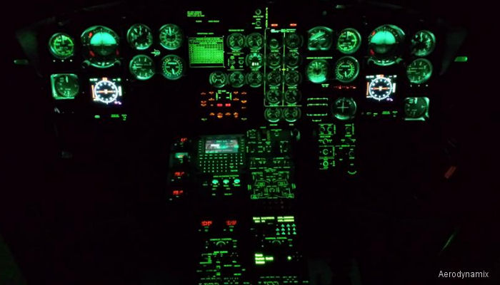 Scandinavian Avionics expanded their Night Vision installation portfolio to include an EASA approved Night Vision system upgrade of a Bell 412EP helicopter