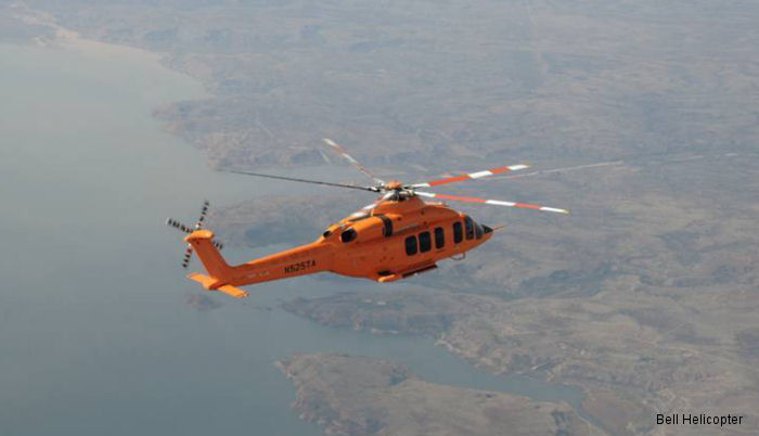 ITT Corporation s Enidine brand achieved a milestone with a key partner when its rotorcraft product offerings were featured on the first test flight of Bell Helicopter s 525 Relentless.