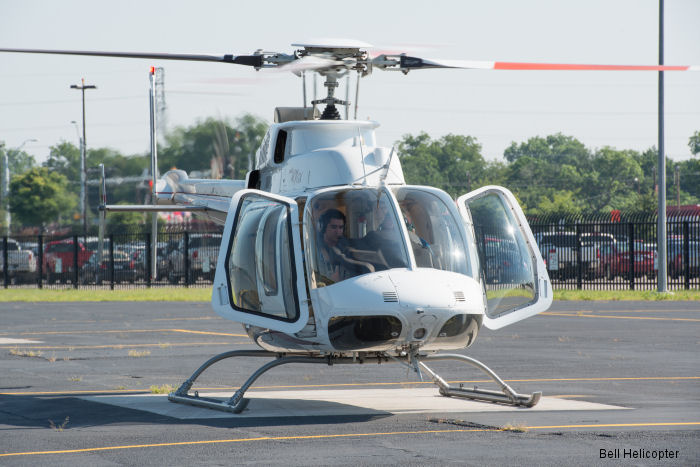 Pilot and Maintenance Training Commences at Bell Helicopter Training Academy