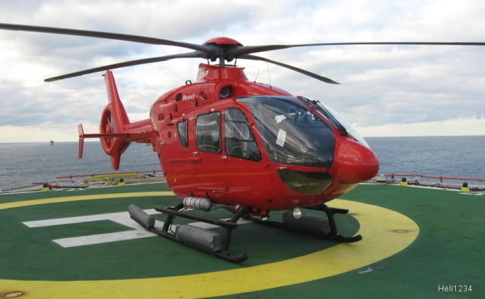 Bond has agreed a new five-year contract with PSE Kinsale Energy for offshore helicopter support in Ireland
