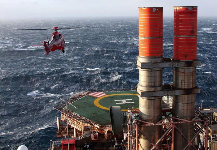 Bond Offshore Helicopters To Provide SAR Services For North Sea Workers